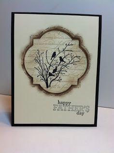Stampin Sunshine: More Serene Silhouettes and New Release