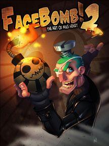 FaceBomb! 2 by Mike Henry [Zantransis] 2011  ($25)