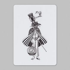 #Joker featured in Fantastique #playingcards.
