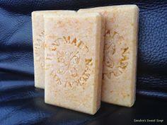 Sandra's Sweet Soap: Savon au miel gourmand