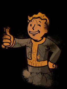 Fallout Theme, Fallout Posters, Fallout Art, Fallout 4 Tattoos, Fallout 4 Wallpapers, Arte Zombie, Aldnoah Zero, Pip Boy, Bethesda Games