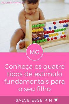 Desenvolvimento infantil | Conheça os quatro tipos de estímulo fundamentais para o seu filho | Há quatro áreas importantes nas quais os pais devem concentrar seus esforços nos primeiros mil dias de vida da criança. Veja quais são eles.