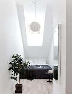 Ideas to Steal from The Narrowest of Bedrooms