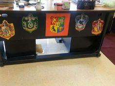 HP desk