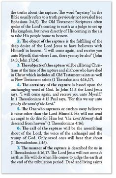 Tract For Believers – What is Meant by the Rapture? – Moments With The Book The Rapture, What Is Meant, Meant To Be, John 3 2, Tribulation Period, Revelation 22, Bible Scriptures, Biblical Verses, Writing