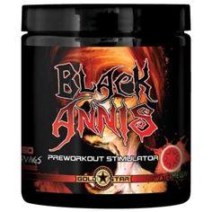 Black Annis Gold Star Black Annis Gold Star даст вам все преимущества предтренировочных комплексов!