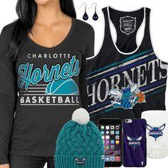 Cute Charlotte Hornets Fan Gear