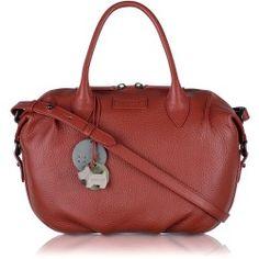 Radley London Chancery Lane Medium Grab Bag Orange