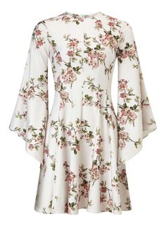 Cherry Blossom Dress - Miss Selfridge