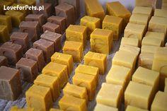 LoveforPets.pl - seria kolorowych mydeł LUX