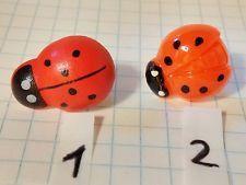 Red Ladybug Headphone Dust Stopper Plug Jack iPhone Samsung Sony LG HTC ggrbld