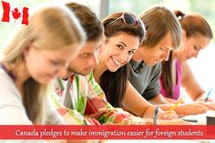 Canada Immigration made Easier for Foreign Students