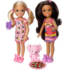 Check out the Barbie Club Chelsea Dolls & Accessories at the official Barbie website. Explore the world of Club Chelsea today! Mattel Barbie, Barbie Kids, Barbie Doll Set, Doll Clothes Barbie, Barbie Doll House, Barbie Doll Stuff, Barbie Club, Barbies Dolls, Ken Doll