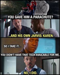 Just 100 Freaking Hilarious Memes About The Marvel Movies Source by donellereiiboniamedina Marvel Jokes, Funny Marvel Memes, Dc Memes, Avengers Memes, Marvel Dc Comics, Marvel Avengers, Funny Memes, Iron Man Movie, Superhero Memes