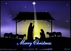 Religious Christmas Greeting Messages  Miracle Of Christmas Free