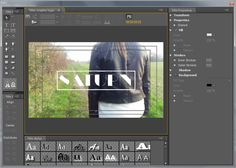 I gained many skills using Adobe Premiere Pro, including adding title graphics which helped adhere more to the indie an acoustic genres.