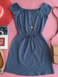 Compre Vestido - Moda Feminina na loja Estação Store com o menor preço e ande sempre na moda.                                                                                                                                                                                 Mais