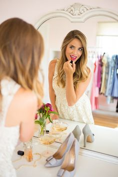 THE BEST TIPS FOR GETTING READY FOR A SUMMER PARTY-HAIR MAKEUP ETC