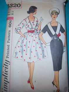 Señoritas vestido con dos faldones y desmontable por DaisyandErma