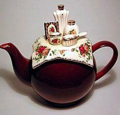 Royal Albert China    ~ For A Spot of Tea