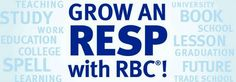 Enter to #Win $500 Toward your RESP with RBC #RESPwithRBC