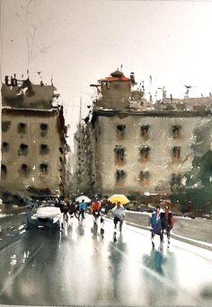 Girona demo by Joseph Zbukvic