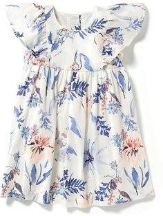 Flutter Sleeve Dress Product Image