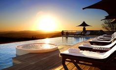 Delaire Graff Lodges and Spa, Stellenbosch, South Africa Romantic Honeymoon Destinations, Romantic Getaways, Holiday Destinations, Cape Town, South Africa Honeymoon, Luxury Spa, Luxury Accommodation, Travel And Leisure, Africa Travel