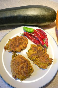 When you have a giant zucchini or lots of summer squash, make a big batch of these spicy fritters and enjoy all week!