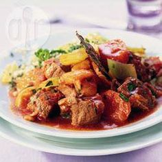 Couscous met lam en abrikozen @ allrecipes.nl