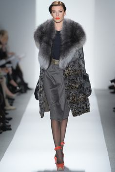 Fur Coat Dennis Basso | Fur coats :)))))))) so cozyyy | Pinterest ...