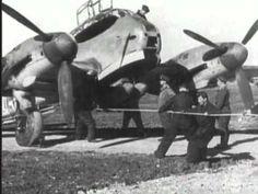 German Night Flyers BF-110