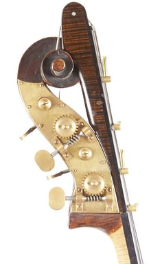 Northern Italian Double Bass for Sale Violin Makers, George Martin, Double Bass, All About Music, Acoustic, How To Find Out, Instruments, Boxes, Guitar