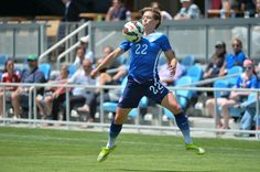 Meghan Klingenberg vs. Ireland, May 10, 2015. (U.S. Soccer)