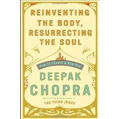 Deepak Chopra is smart and stuff.