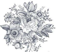 grandmas flowers