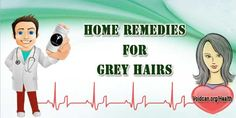 Voidcan.org shares with you simple and easy home remedies for gray hairs.