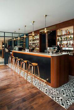 Un hôtel inspiré par la belle époque   Un hôtel de luxe   #miroirs, #décoration, #luxe   Plus de nouveautés sur http://magasinsdeco.fr/hotel-inspire-par-belle-epoque/