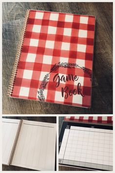Use the Game Night Score Book to add some style to your family game nights! Game Night Parties, Family Game Night, Board Games, Party Favors, Notebook, Books, Fun, Style, Swag