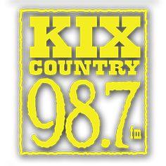 Kix 98.7 FM Radio Station
