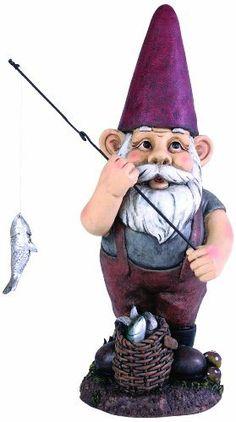 Kelkay 4824 Midi Fishing Gnome