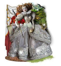 The Elizabethian Era by sophisticatedignorance21 on Polyvore featuring polyvore arte