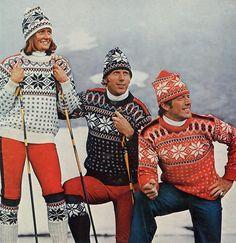 Norske VM-gensere — Lahti 1978! Pullover, Knitting, Crochet, Sweaters, Ol, Knits, Scale Model, Tricot, Breien