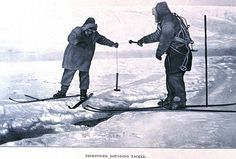 roald amundsen south pole -