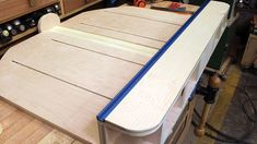 James Hamilton's MegaSled is more than just a crsscut table saw sled (though it does that, too) – it's the base for many clever accessories!