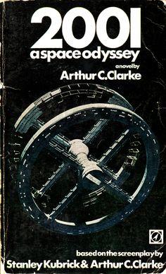 """retroreverbs: """" 2001: A Space Odyssey by Arthur C. Clarke (Arrow, 1970 edition). """""""
