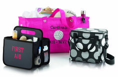 Double Duty Cady Around the Clock Thermal Large Utility Tote Coaching Bundle Thirty-One