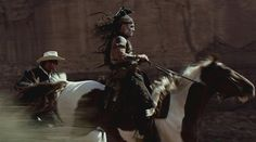 Still of Johnny Depp and Armie Hammer in The Lone Ranger (2013)