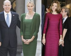 Los idénticos 'looks' de los armarios de las princesas #princess #royals #royalty #fashion