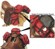 EasyCare Stowaway Pommel at HorseLoverZ.com. Stowaway Pommel. Made to fit any Western, English or Endurance style saddle. This innovative combo pack will easily